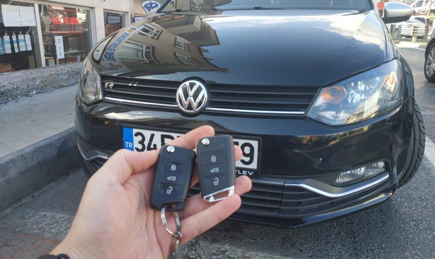 Volkswagen Polo Yedek Anahtarı